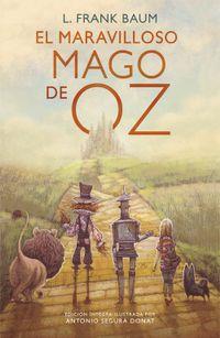 Libro EL MARAVILLOSO MAGO DE OZ