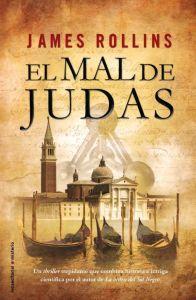 Libro EL MAL DE JUDAS