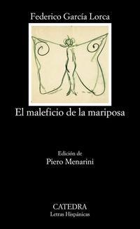Libro EL MALEFICIO DE LA MARIPOSA