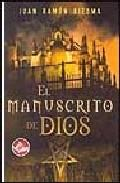 Libro EL MANUSCRITO DE DIOS
