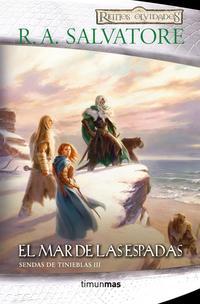 Libro EL MAR DE LAS ESPADAS