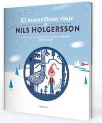 Libro EL MARAVILLOSO VIAJE DE NILS HOLGERSSON