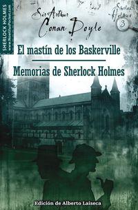 Libro EL MASTIN DE LOS BASKERVILLE / MEMORIAS DE SHERLOCK HOLMES