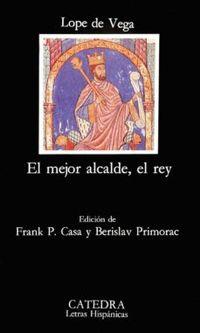Libro EL MEJOR ALCALDE, EL REY
