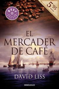 Libro EL MERCADER DE CAFE