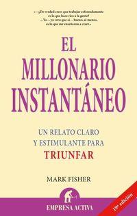 Libro EL MILLONARIO INSTANTÁNEO