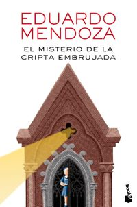 Libro EL MISTERIO DE LA CRIPTA EMBRUJADA