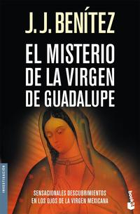 Libro EL MISTERIO DE LA VIRGEN DE GUADALUPE