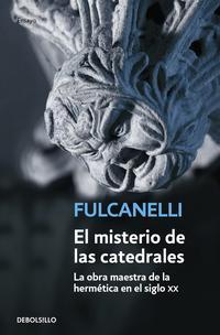 Libro EL MISTERIO DE LAS CATEDRALES