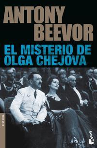 Libro EL MISTERIO DE OLGA CHEJOVA