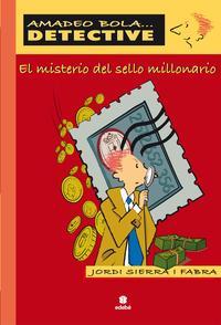 Libro EL MISTERIO DEL SELLO MILLONARIO
