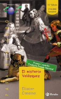 Libro EL MISTERIO VELAZQUEZ