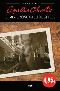 Libro EL MISTERIOSO CASO DE STYLES