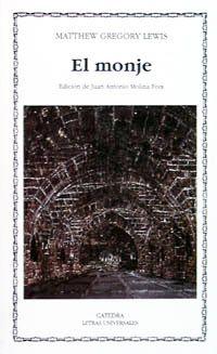 Libro EL MONJE