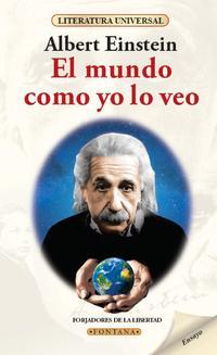 Libro EL MUNDO COMO YO LO VEO