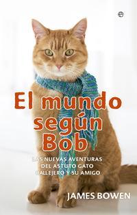 Libro EL MUNDO SEGÚN BOB