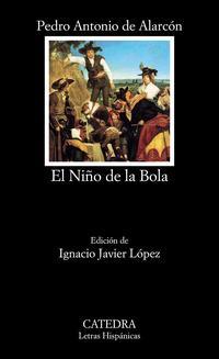 Libro EL NIÑO DE LA BOLA