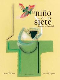 Libro EL NIÑO DE LAS SIETE