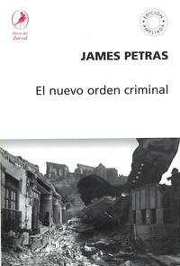 Libro EL NUEVO ORDEN CRIMINAL