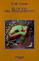 Libro EL OCASO DEL PENSAMIENTO