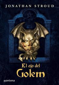 Libro EL OJO DEL GOLEM