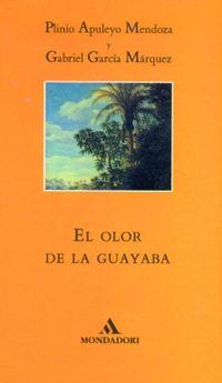 Libro EL OLOR DE LA GUAYABA