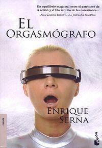 Libro EL ORGASMOGRAFO