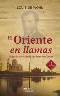 Libro EL ORIENTE EN LLAMAS