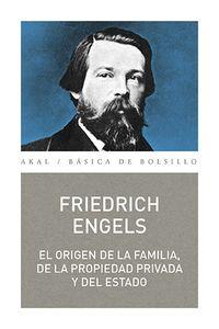 Libro EL ORIGEN DE LA FAMILIA, DE LA PROPIEDAD PRIVADA Y DEL ESTADO