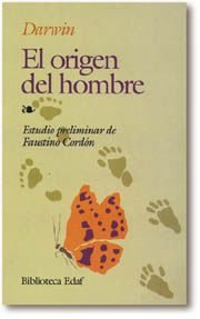 Libro EL ORIGEN DEL HOMBRE