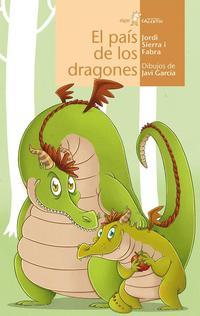 Libro EL PAIS DE LOS DRAGONES