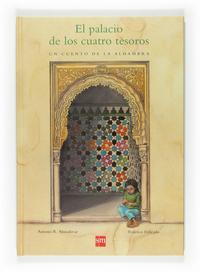 Libro EL PALACIO DE LOS CUATRO TESOROS