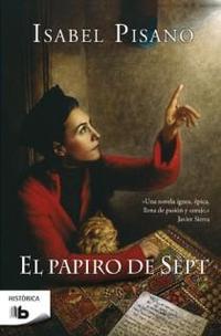 Libro EL PAPIRO DE SEPT