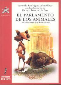 Libro EL PARLAMENTO DE LOS ANIMALES