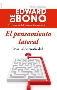 Libro EL PENSAMIENTO LATERAL