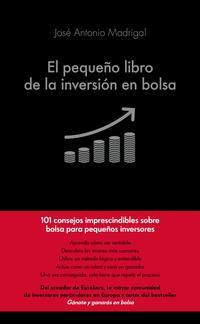 Libro EL PEQUEÑO LIBRO DE LA INVERSION EN BOLSA