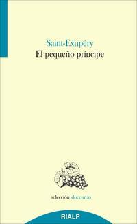 Libro EL PEQUEÑO PRÍNCIPE