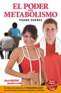 Libro EL PODER DEL METABOLISMO / POWER OF YOUR METABOLISM