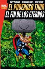 Libro EL PODEROSO THOR: EL FIN DE LOS ETERNOS