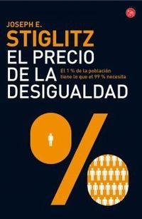 Libro EL PRECIO DE LA DESIGUALDAD