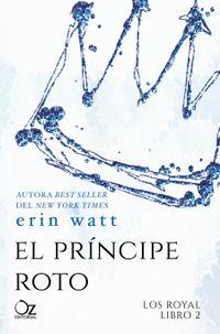 Libro EL PRINCIPE ROTO