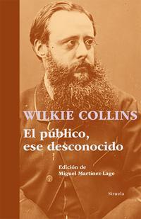 Libro EL PUBLICO, ESE DESCONOCIDO