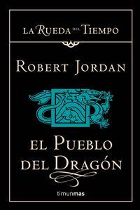 Libro EL PUEBLO DEL DRAGON
