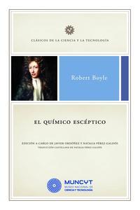 Libro EL QUIMICO ESCEPTICO