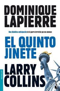 Libro EL QUINTO JINETE