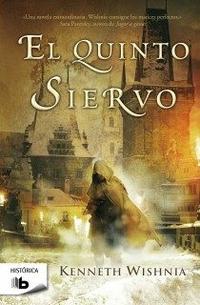 Libro EL QUINTO SIERVO