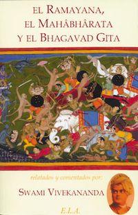 Libro EL RAMAYANA, EL MAHABHARATA Y EL BHAGAVAD GITA
