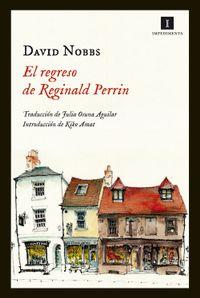 Libro EL REGRESO DE REGINALD PERRIN