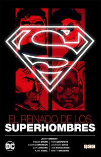Libro EL REINADO DE LOS SUPERHOMBRES