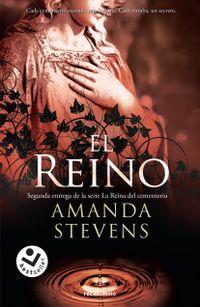 Libro EL REINO (LA REINA DEL CEMENTERIO #2)